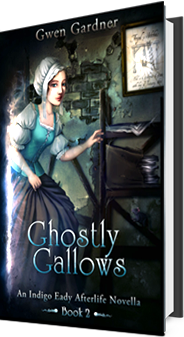 Ghostly Gallows - book by Gwen Gardner