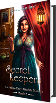 Secret Keepers book by Gwen Gardner